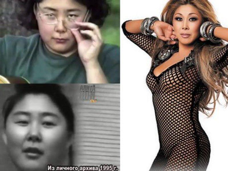 История Похудения Анита Цой.