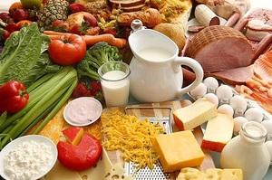 Этап Круиз включает в себя множество фруктов, овощей и уже привычные белки.