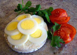 Результаты яичной диеты