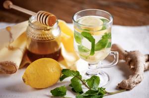 Как правильно приготовить имбирный напиток