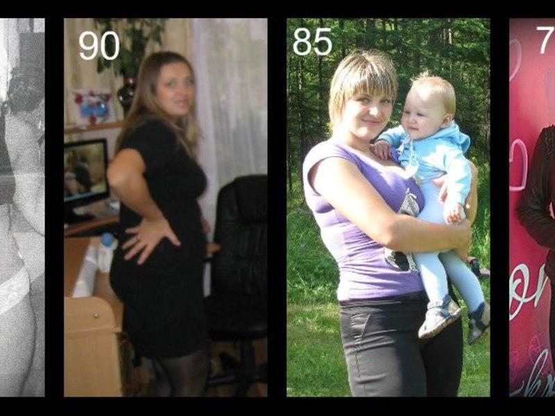 технику фото похудевших на редуксине до и после полных пожилых