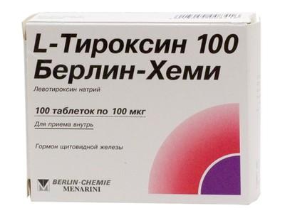 Как похудеть с помощью тироксина
