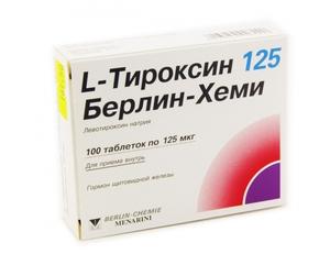 Л-тироксин - отзывы покупателей.