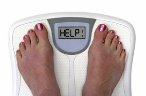 Ожирение третьей степени