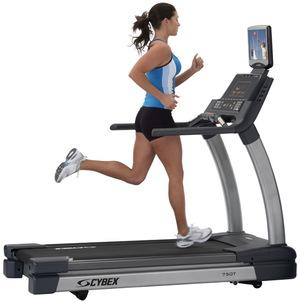Беговая дорожка также поможет избавиться от лишнего веса.