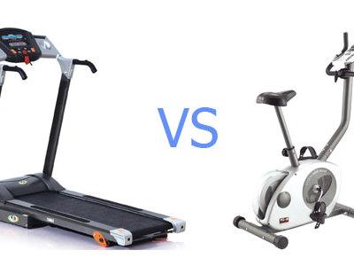 Беговая дорожка или велотренажер  что лучше для похудения