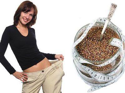 Как похудеть за неделю на гречневой диете