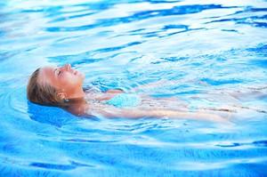 Как правильно выполнять водные упражнения