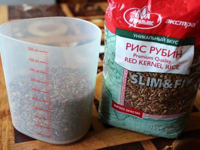 Рис рубин как приготовить вкусно