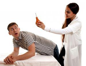 Клизма с ромашкой поможет от широкого перечня болезней