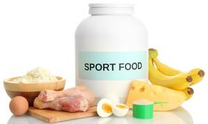Спортивное питание - рацион в период тренировок
