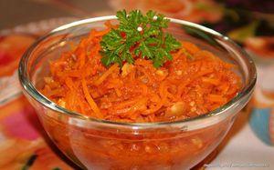 Варенная морковь будет вкусной при добавлении в нее специй.