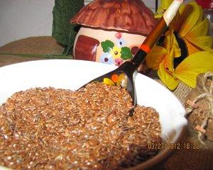 Что говорят о применении семян льна