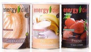 Группа коктейле Energy Diet