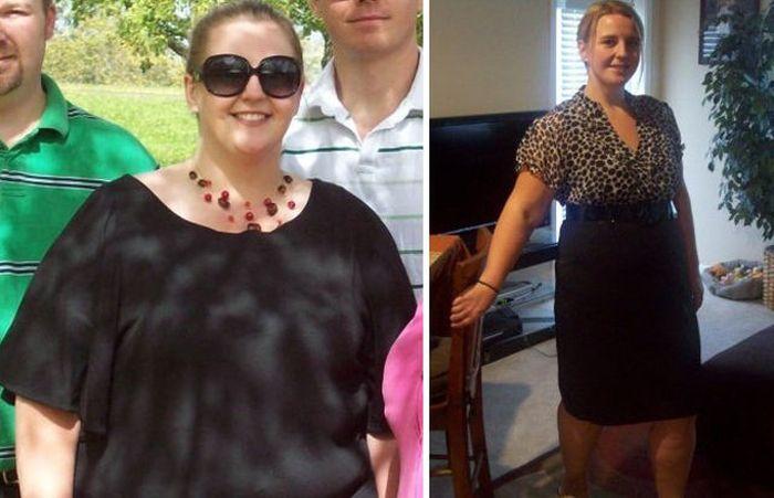 еда после похудения