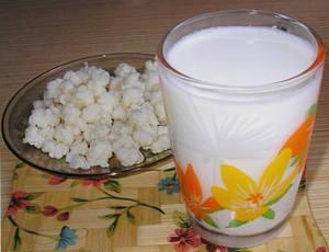 Молочный гриб и его применение