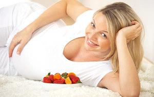 Дневная норма продуктов беременной