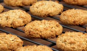 Вкусное и полезное овсяное печенье
