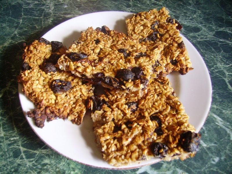 Домашнее овсяное печенье готовить очень просто