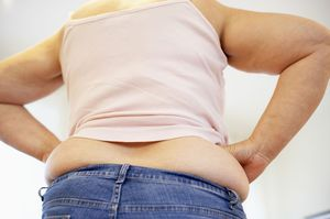 Как можно убрать жир в животе