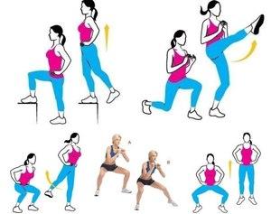 Как похудеть в домашних условиях с картинками 192