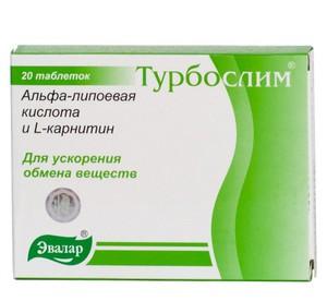 Липоевая кислота инструкция по применению.