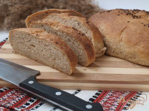 рецепты хлеба в духовке из цельнозерновой муки