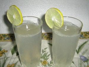 Рецепт приготовления напитка из соды и лимона для похудения