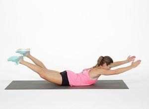 Самая эффективная тренировка для похудения в домашних условиях 44