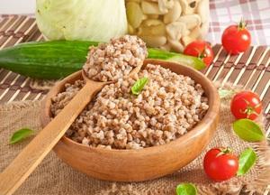 Калорийность гречневой каши на воде: сколько калорий в гречке, в каше с маслом и без него