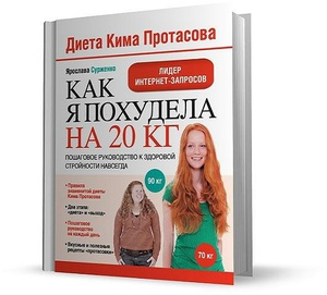 Диета кима протасова отзывы фото