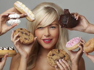 Расчет калорий на похудение