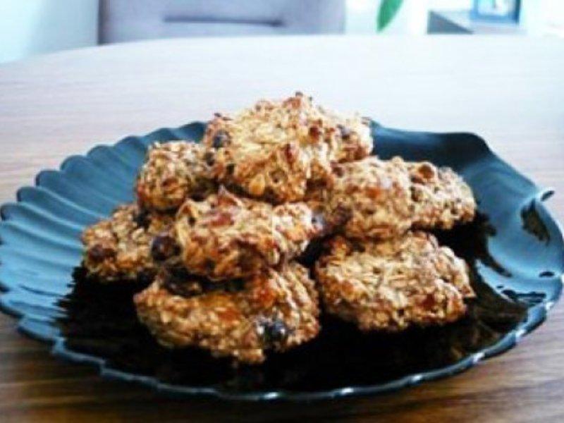 Овсяное печенье диетическое из овсяных хлопьев рецепт