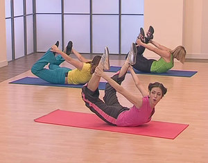 Пілатес: відео уроки для початківців російською та вправи для схуднення » журнал здоров'я iHealth