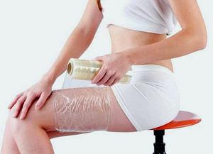 Крема для обертывания для похудения