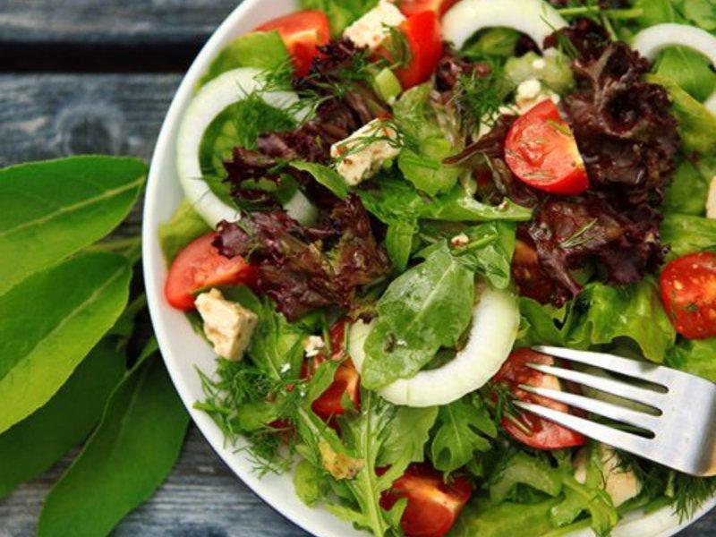 здоровое питание вкусные блюда