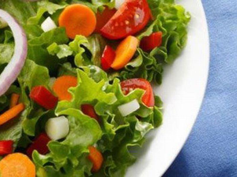 рецепты легких диетических и вкусных салатов
