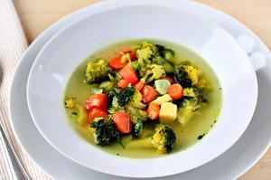 Рецепты диетических супов