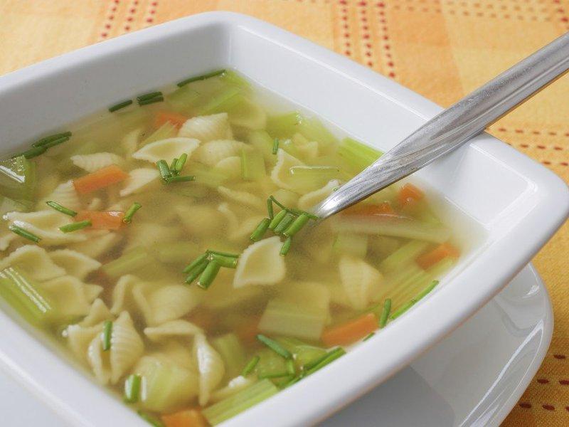Рецепт овощного супа для беременных 77
