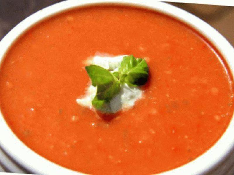 диетический суп при поносе рецепт