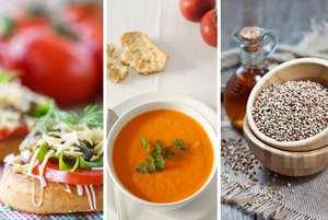 диета при диабете блюда и рецепты