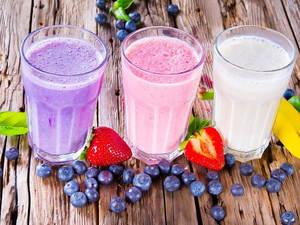 Вкусные коктейли для похудения - белковые и фруктовые смеси