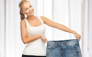 Быстро похудеть можно, если совмещать диету и физическую активность