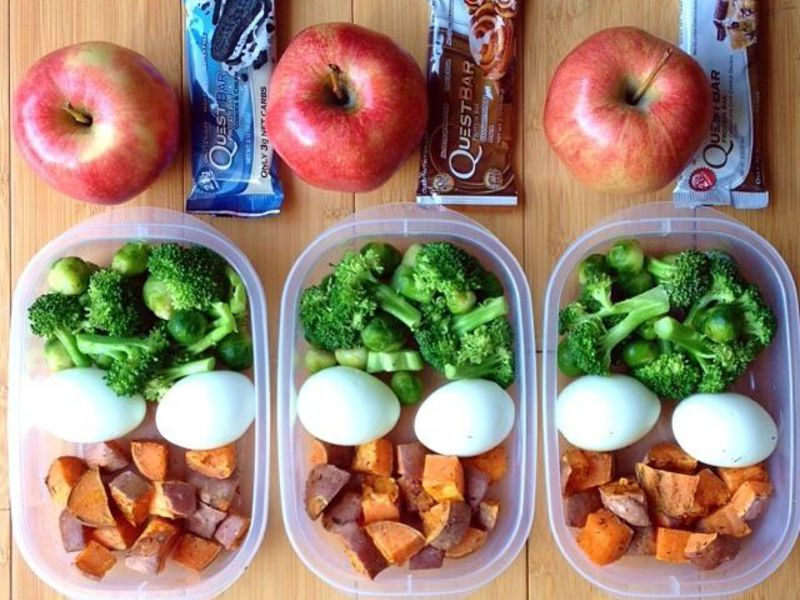 Рецепты правильного питания на каждый день для похудения с рецептами