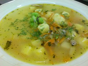 Овощные супы для ребенка до года рецепты
