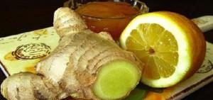 Как приготовить напиток из имбиря меда и лимона