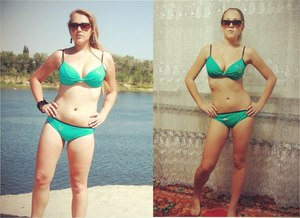 срочно похудеть за месяц