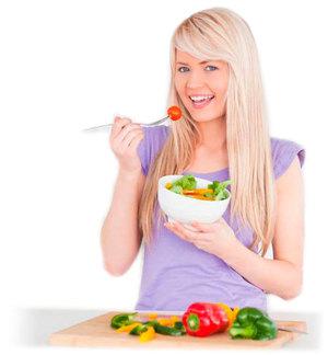 Как питаться что бы похудеть